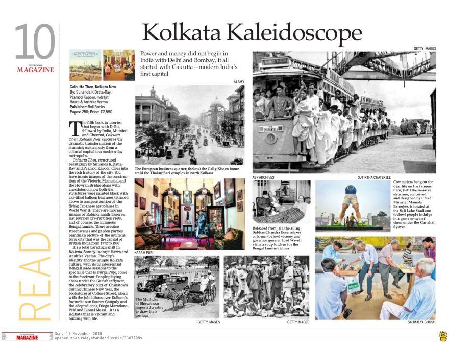 The Sunday Standard Magazine (New Indian Express).jpg
