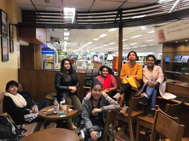 Kaali group portrait
